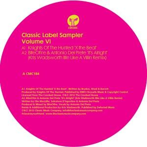 """Various/CLASSIC LABEL SAMPLER VI 12"""""""