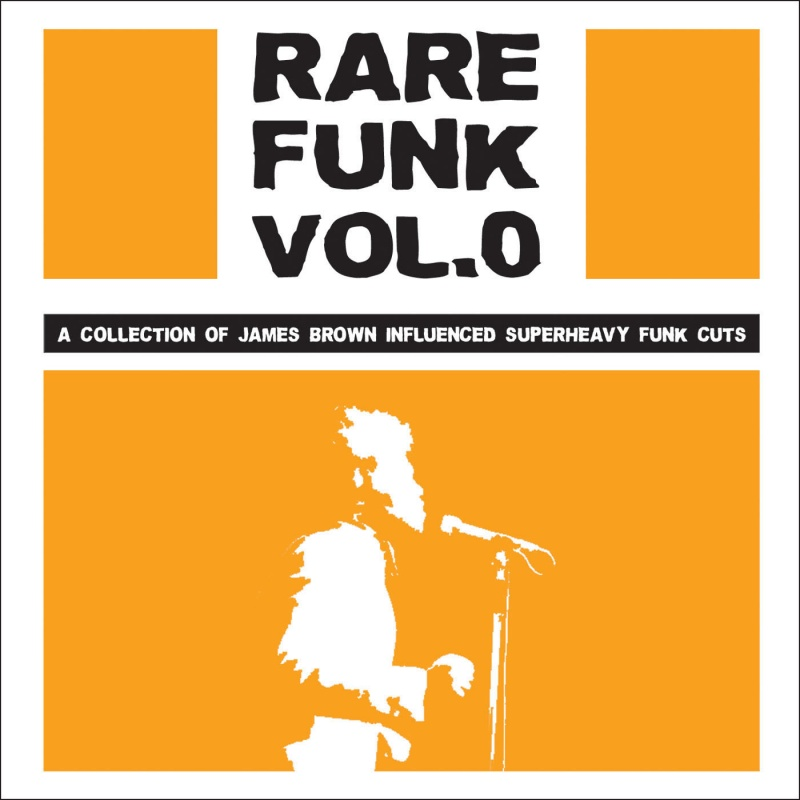 Various/RARE FUNK VOL. ZERO CD