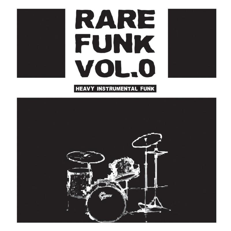Various/RARE FUNK VOL. ZERO INSTR LP