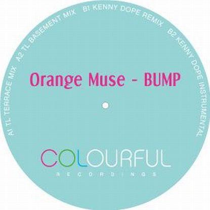 "Orange Muse/BUMP - KENNY DOPE REMIX 12"""