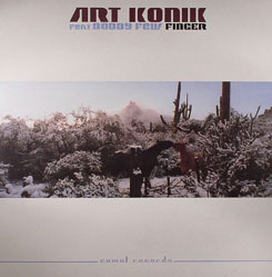 Art Konik/FINGER FEAT BOBBY FEW 12""