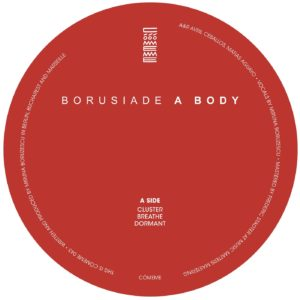 Borusiade/A BODY LP