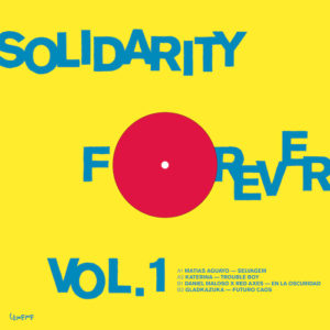 Various/SOLIDARITY FOREVER VOL. 1 12""