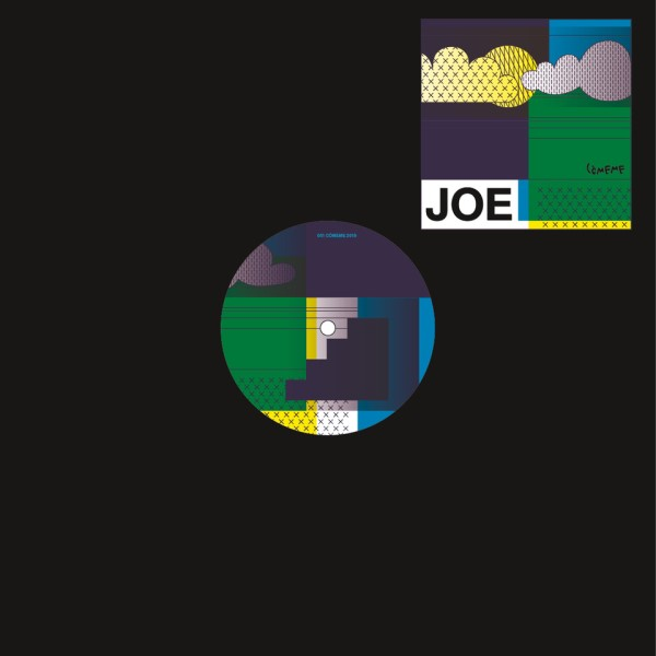 Joe/GET CENTRED EP 12""