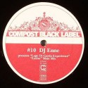 DJ Enne/COMPOST BLACK LABEL #10 12""