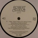 Robert Owens/HAPPY & NEVER GIVE UP 12""