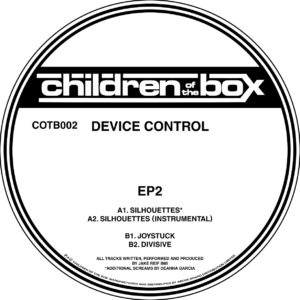 Device Control/EP2 12""
