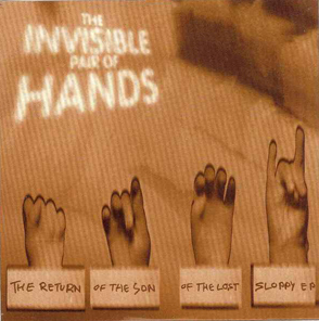 Invisible Pair of Hands/RETURN OF... CD