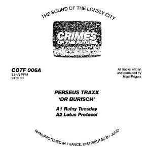 "Perseus Traxx/DR. BURISCH EP 12"""