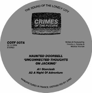 """Haunted Doorbell/UNCONNECTED... 12"""""""