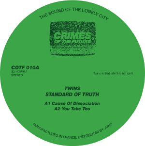 Twins/STANDARD OF TRUTH EP 12""