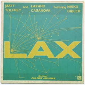 """Matt Tolfrey & Lazaro Casanova/LAX 12"""""""
