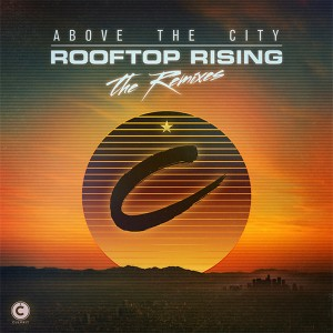 Various/ABOVE THE CITY:ROOFTOP RIS.. 12""