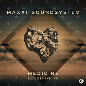 "Maxxi Soundsystem/MEDICINE EP 12"""