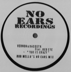 Vernon & Da Costa/YOU IS CRAZY RMX 12""
