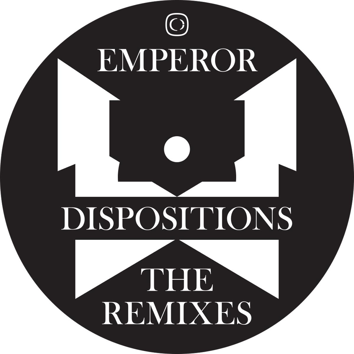 Emperor/DISPOSITIONS: THE REMIXES 12""