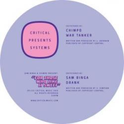 "Chimpo & Sam Binga/FOR THOSE WHO... 12"""