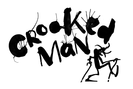 Crooked Man/MACHINE & I'LL BE LOVING 12""
