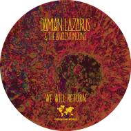 "Damian Lazarus/WE WILL RETURN 12"""