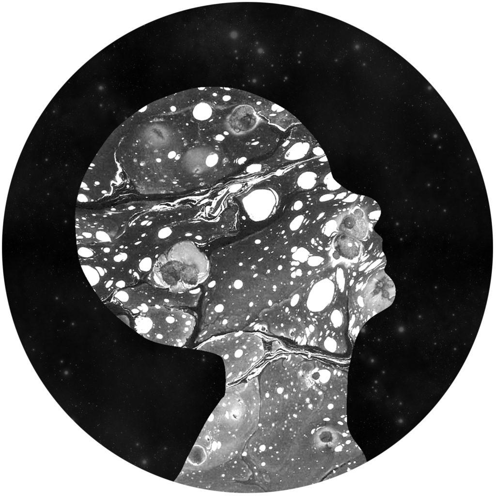 "Audiojack/INSIDE MY HEAD (CLEAR) 12"""