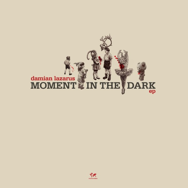 Damian Lazarus/MOMENT IN THE DARK EP 12""