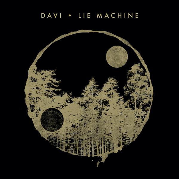 "Davi/LIE MACHINE (GORGON CITY REMIX) 12"""