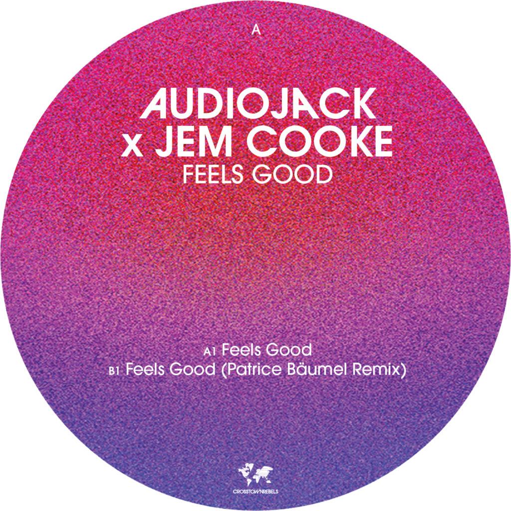 "Audiojack/FEELS GOOD 12"""