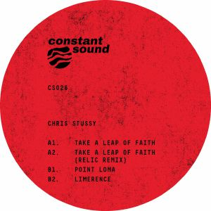 Chris Stussy/TAKE A LEAP OF FAITH 12""