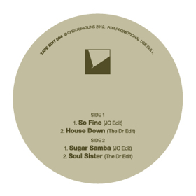 Check The Guns/TAPE EDIT 004 12""