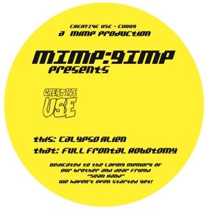 "Mimp:Gimp/CALYPSO ALIEN 12"""