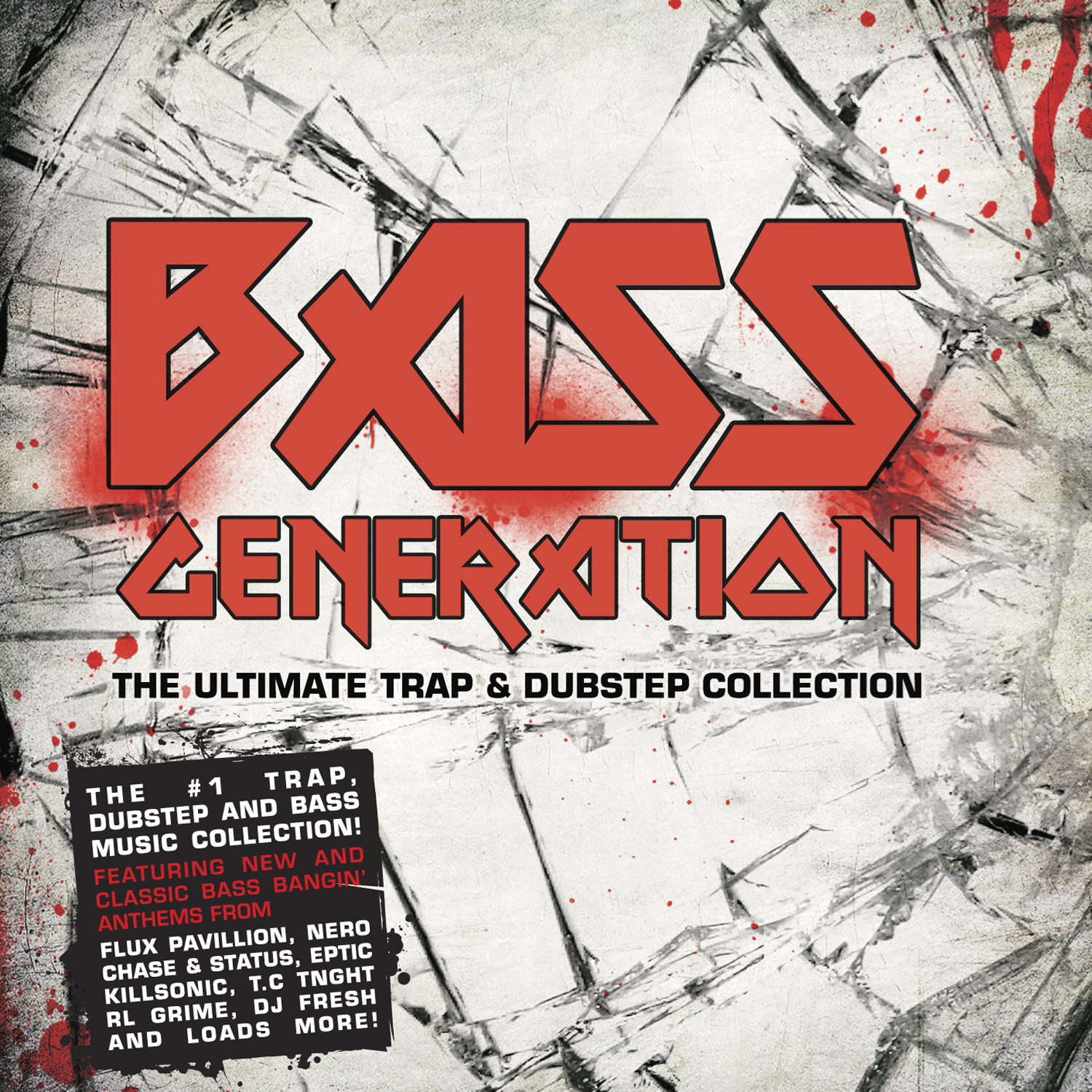 Various/BASS GENERATION DCD