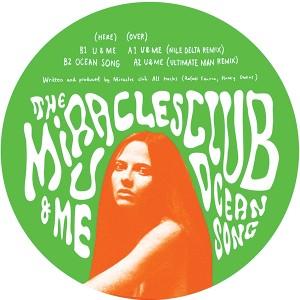 "Miracles Club/U & ME 12"""