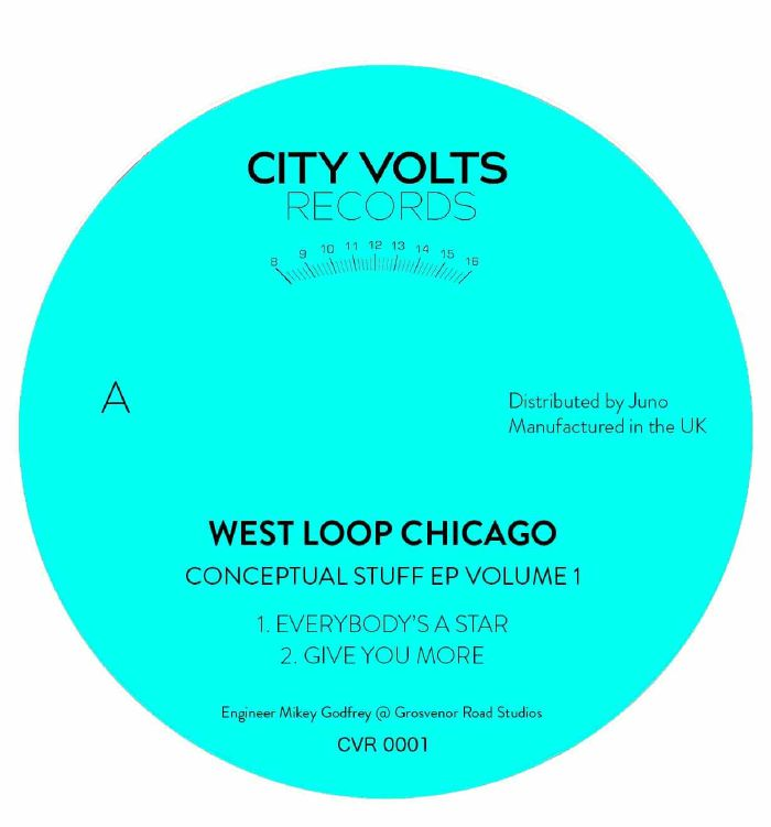 West Loop Chicago/CONCEPTUAL.. EP V1 12""