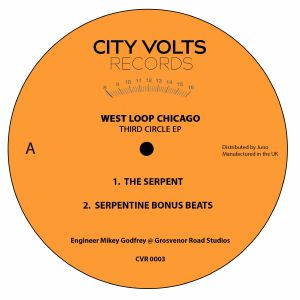 West Loop Chicago/THIRD CIRCLE EP 12""