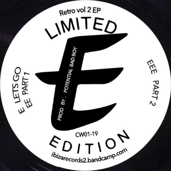 """Potential Badboy/RETRO VOL. 2 EP 12"""""""