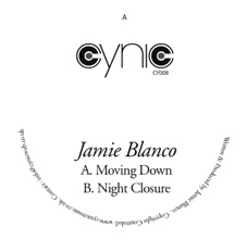 Jamie Blanco/MOVING DOWN 12""