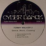"""Tommy Walker 3/DANCE MUSIC CLUBBING 12"""""""