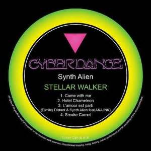 Synth Alien/STELLAR WALKER 12""