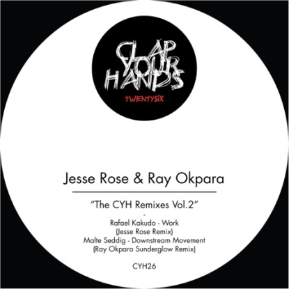Jesse Rose & Ray O/CYH REMIXES VOL 2 12""