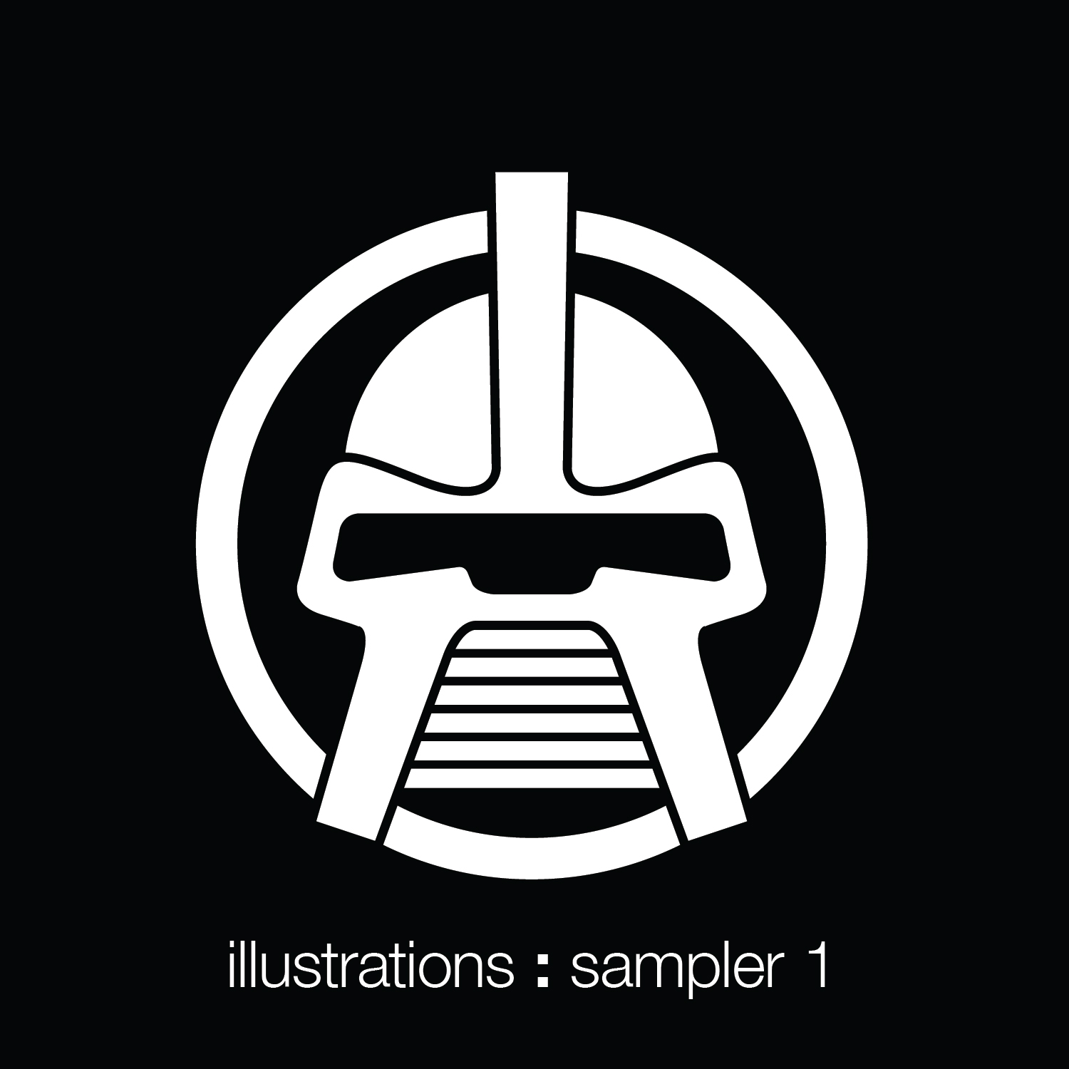 Various/CYLON ILLUSTRATIONS SMPLR #1 12""