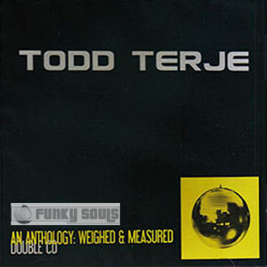 Todd Terje/WEIGHED AND MEASURED DCD