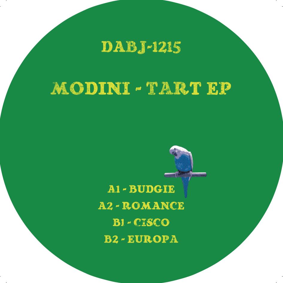 """Modini/TART EP 12"""""""
