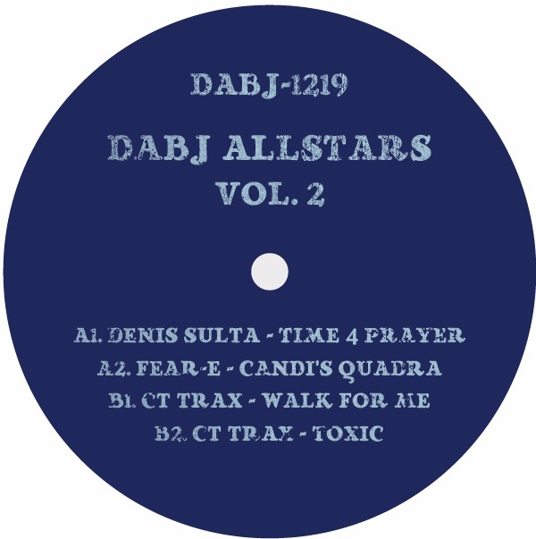 Various/DABJ ALLSTARS VOL. 2 12""