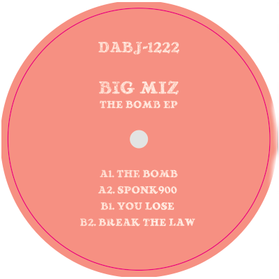 Big Miz/THE BOMB 12""