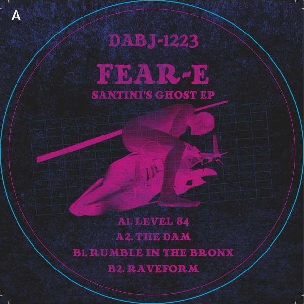 "Fear-E/SANTINI'S GHOST 12"""