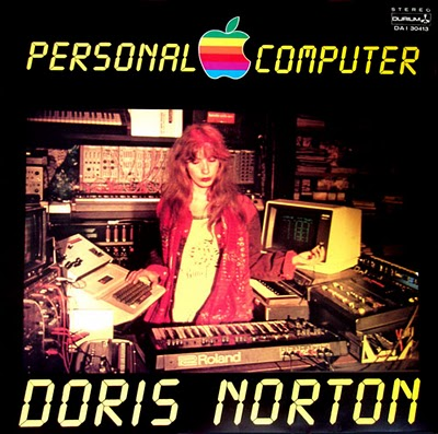 Doris Norton/PERSONAL COMPUTER  LP