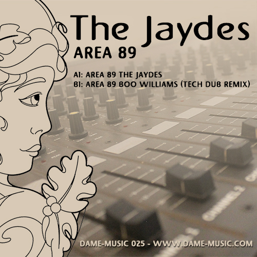 Jaydes/AREA 89 (BOO WILLIAMS REMIX) 12""