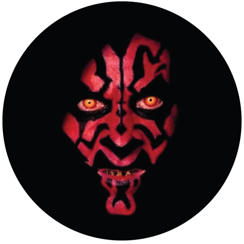 Darth Maul/STAR WARS SLIPMAT