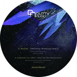 Mindscape/DO IT... (MAZTEK REMIX) 12""