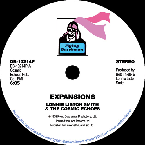 """Lonnie Liston Smith/EXPANSIONS 12"""""""